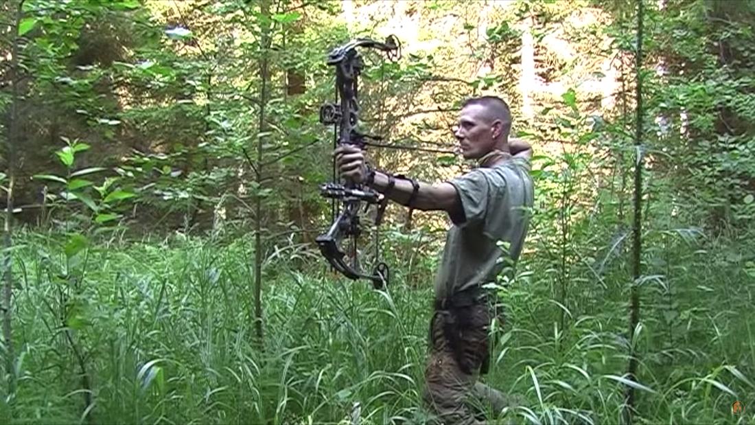 Fabula Outdoor - Jousimetsästys, Bow Hunting in Finland [SJML]