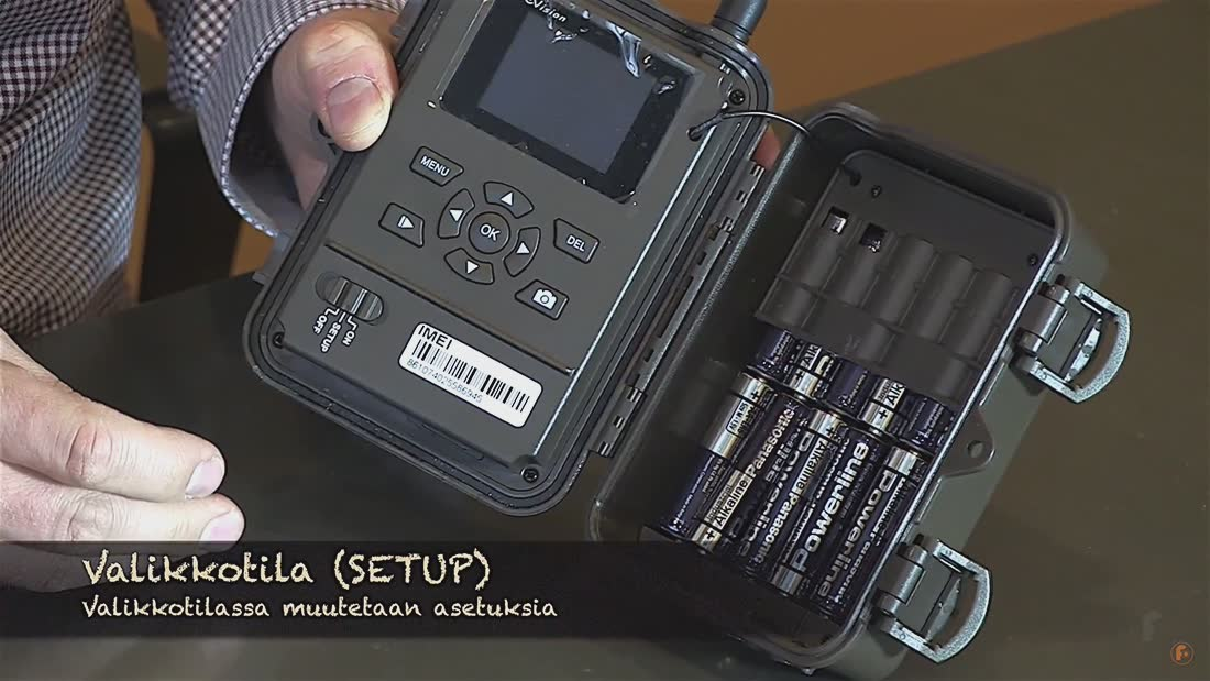 Fabula Outdoor - Riistakamera, trail camera