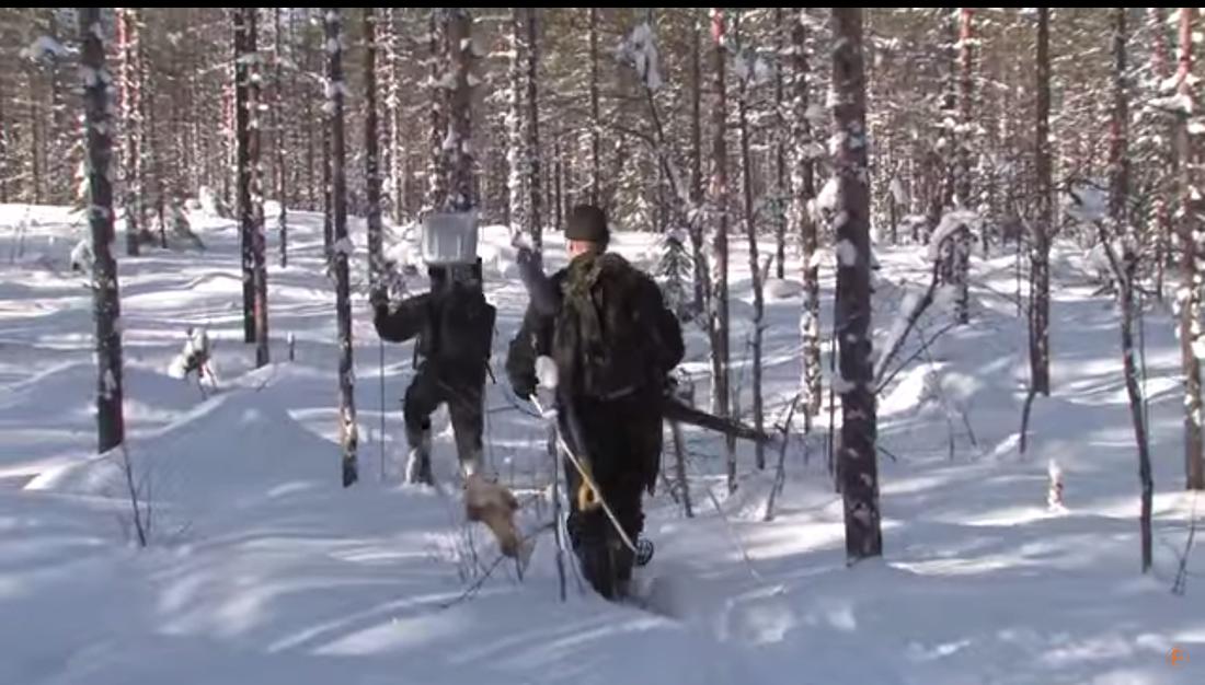 Näädänpyytäjät - Videosara, 2007
